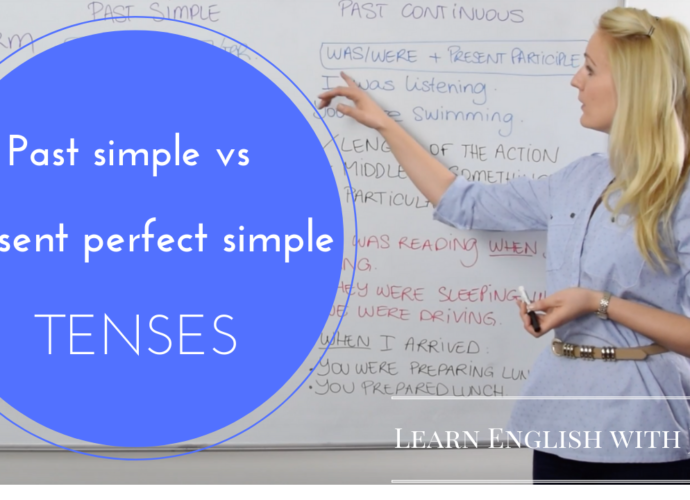 past simple vs present perfect simple tenses learn english with julia.png