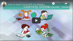 How to teach yourself Vocabulary